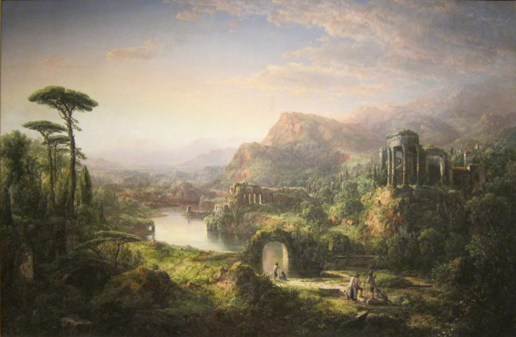 william-louis-sonntag-landscape-with-temple-ruins